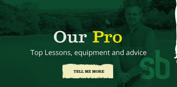 Pro Shop - Wrangaton Golf Course - South Devon