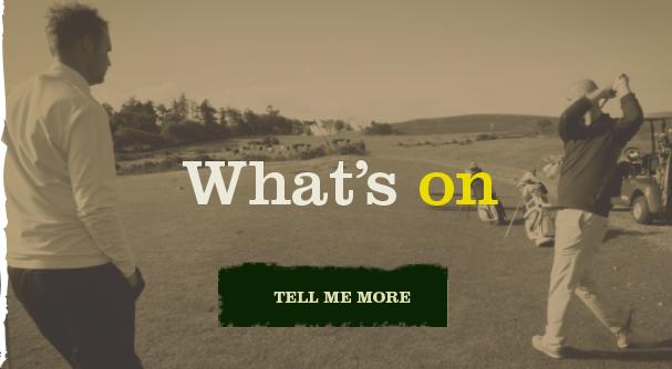 What's On - Wrangaton Golf Course - South Devon