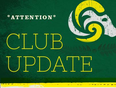 Attention club update