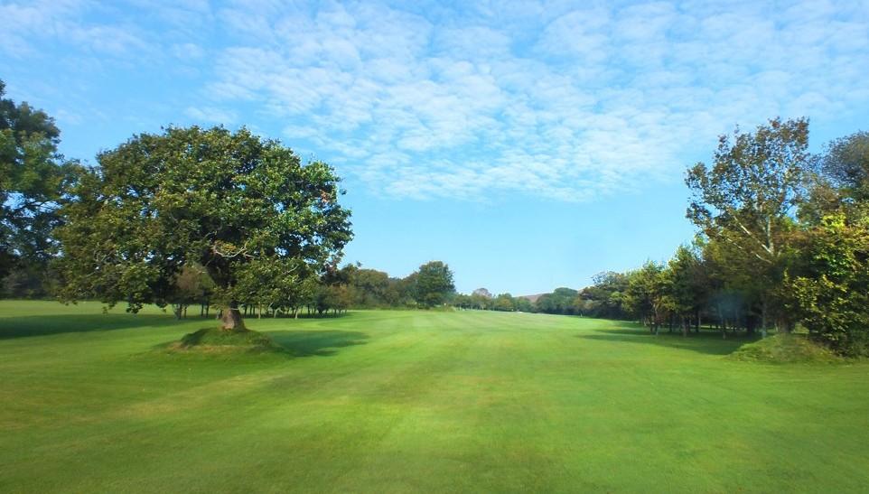 Wrangaton Golf Course - 15th