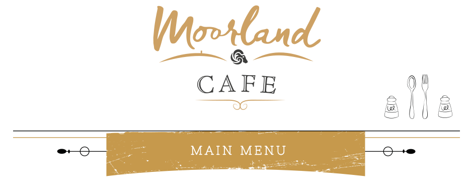 moorland cafe - wrangaton golf club